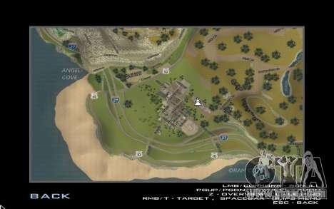 HD card for Diamondrp for GTA San Andreas third screenshot
