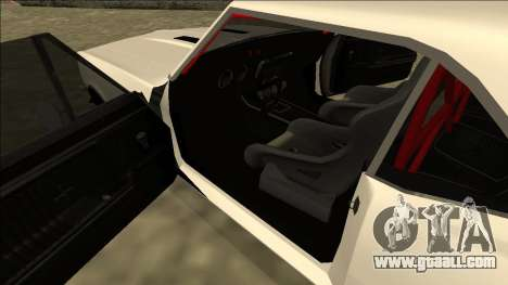 Chevrolet Camaro SS Drift for GTA San Andreas right view