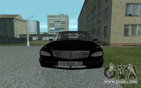 GAZ 31105 Volga for GTA San Andreas right view