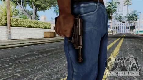 Walther P38 from Battlefield 1942 for GTA San Andreas third screenshot