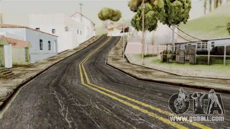 BlackRoads v1 LS Kenblock for GTA San Andreas forth screenshot