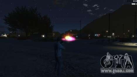 GTA 5 Laser Rocket Mod V5