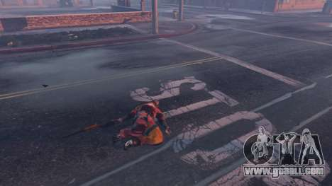 Afterdeath for GTA 5