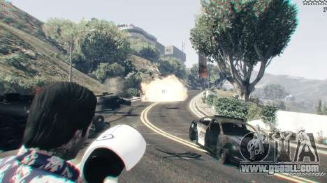 GTA 5 Cinematic Explosion FX 1.12a second screenshot
