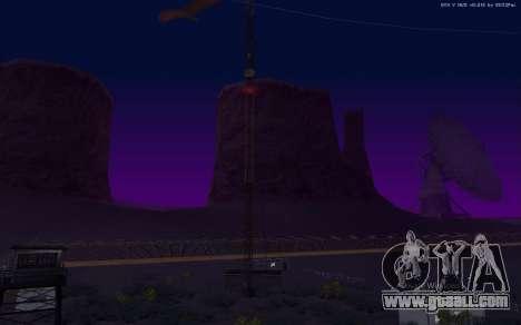 New Military Base v1.0 for GTA San Andreas ninth screenshot