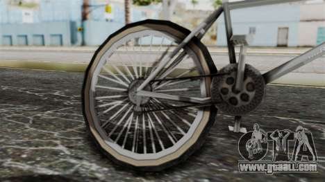 Racer from Bully for GTA San Andreas right view