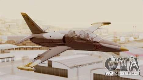 Aero L39 ZA Albatros - Nr. 146 (Romania) for GTA San Andreas back view