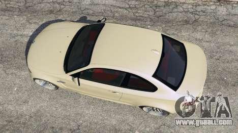 BMW 1M v1.1 for GTA 5