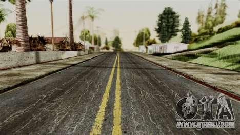 BlackRoads v1 LS Kenblock for GTA San Andreas second screenshot