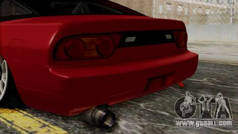Nissan Silvia Odyvia for GTA San Andreas back view