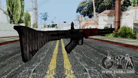FG-42 from Battlefield 1942 for GTA San Andreas second screenshot