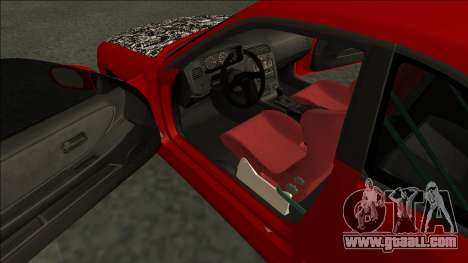 Nissan Skyline R33 Fairlady for GTA San Andreas right view