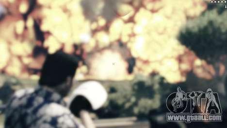 GTA 5 Cinematic Explosion FX 1.12a seventh screenshot