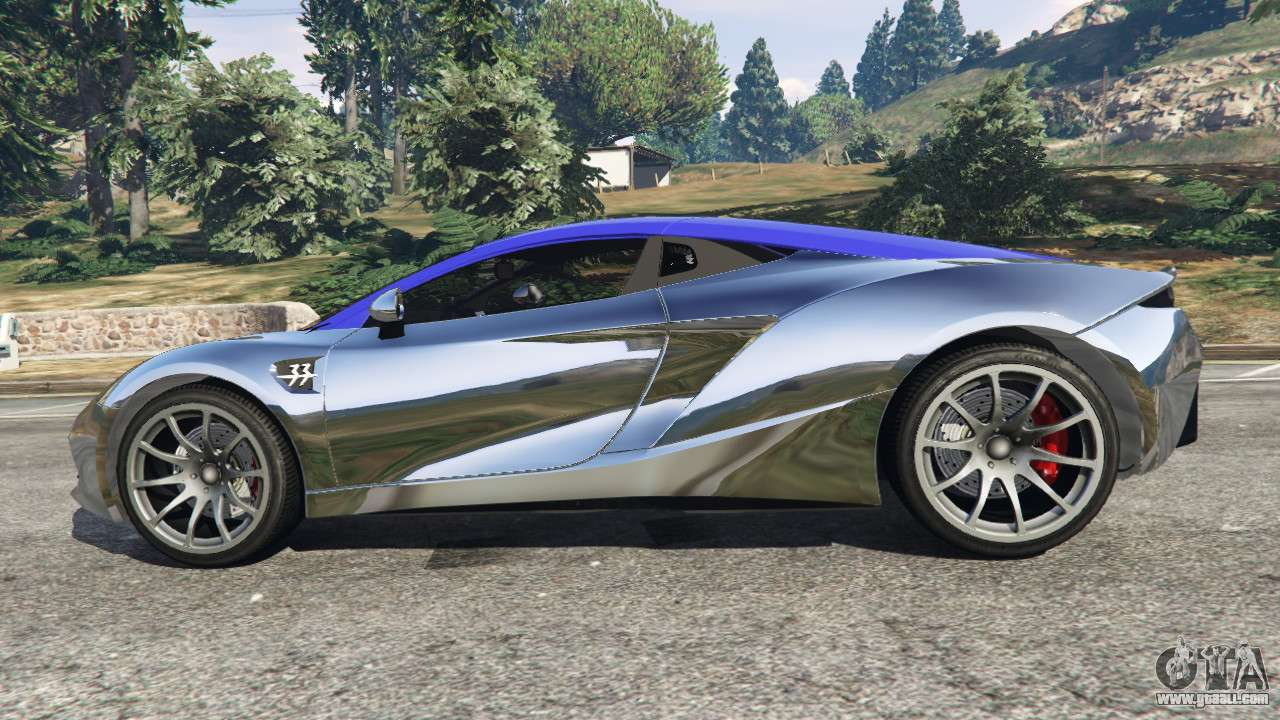 Fast Awd Cars >> Arrinera Hussarya v1.0 for GTA 5