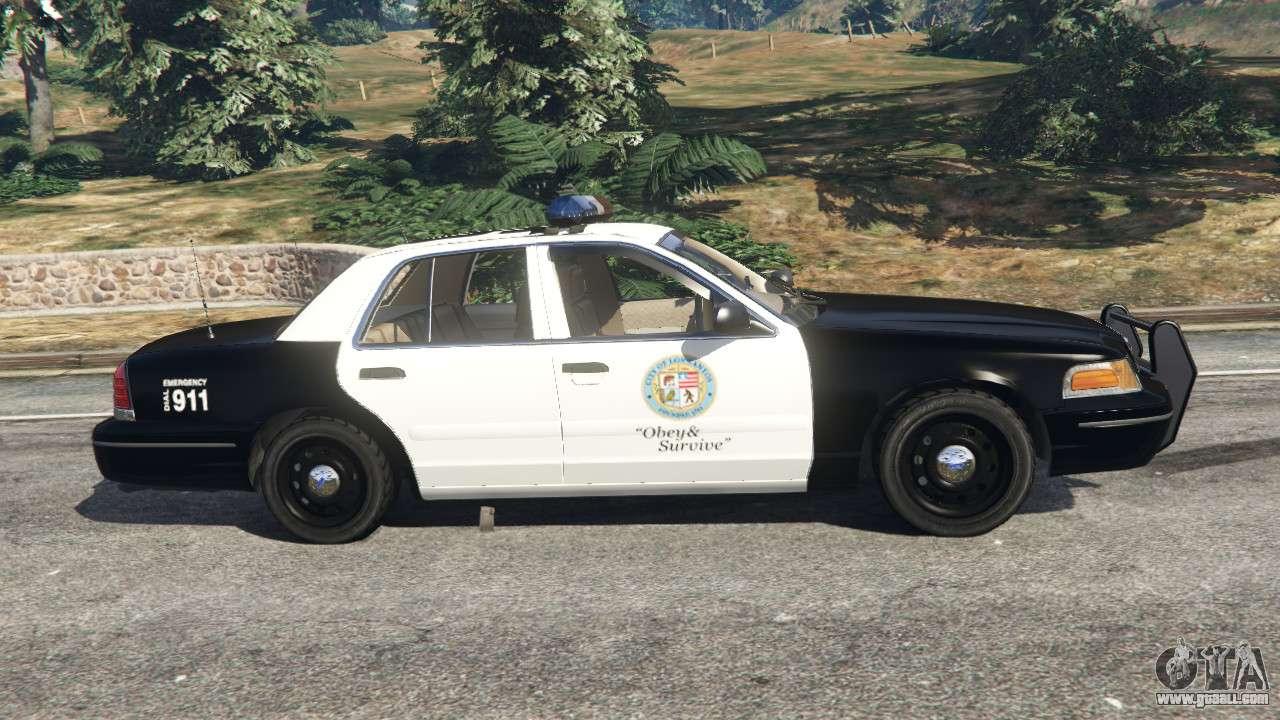 Used Police Cars Ca