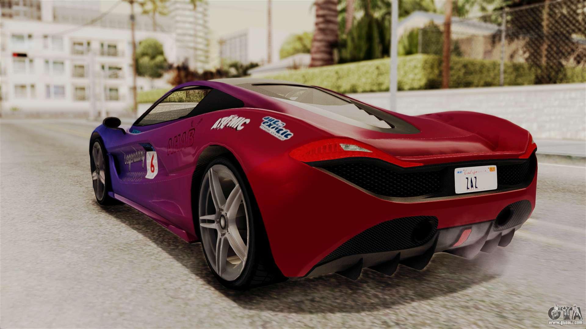 Best Super Cars In Gta