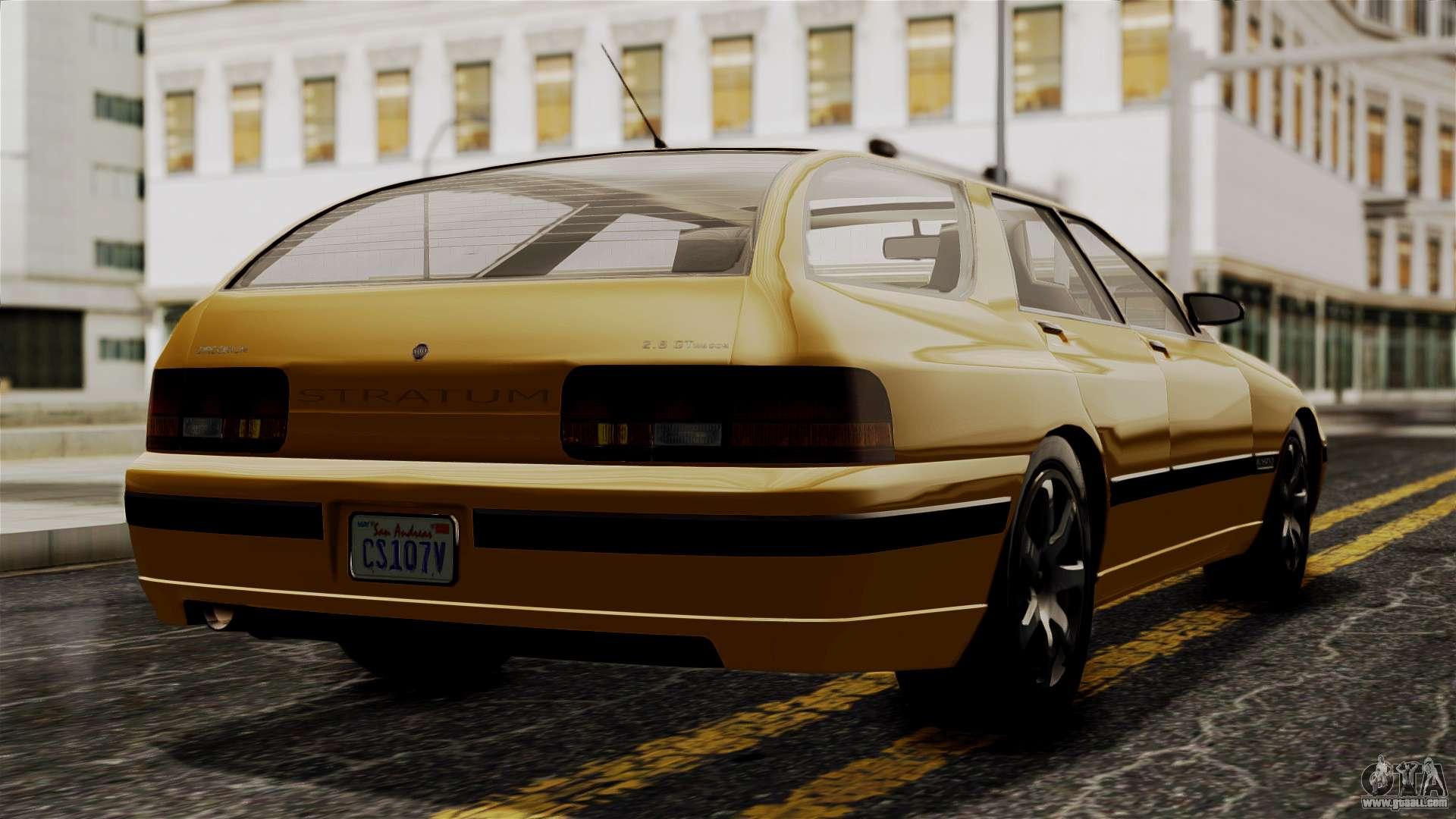 88 Koleksi Mod Mobil Stratum Gta Sa Gratis Terbaru