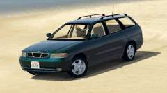 Daewoo Nubira I Wagon US 1999 - FINAL version