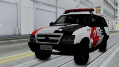 Chevrolet Blazer 2010 for GTA San Andreas