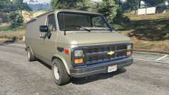 Chevrolet G20 Van for GTA 5