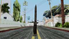 Allied Knife from Battlefield 1942 for GTA San Andreas