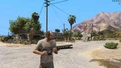 The railgun from Battlefield 4 for GTA 5