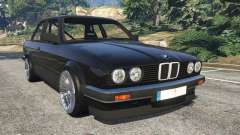 BMW E30 1983 M-Tech 1 [Beta] for GTA 5