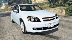 Chevrolet Caprice LS 2014 for GTA 5