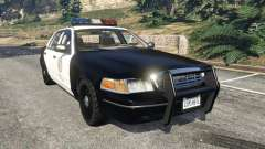 Ford Crown Victoria 1999 Police v1.0