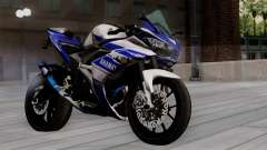 Yamaha YZF R-25 GP Edition 2014 for GTA San Andreas