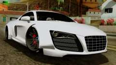 Audi R8 v1.0 Edition Liberty Walk