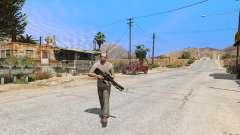 M2014 Gauss Rifle из Crysis 2 for GTA 5