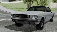 Ford Mustang Fastback 289 1966 for GTA San Andreas