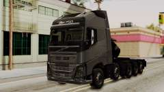 Volvo FH Euro 6 10x4 Exclusive High Cab