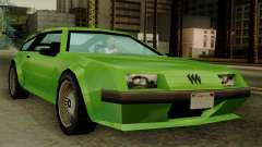 Deluxo from Vice City Stories
