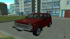 VAZ Niva 21213 for GTA San Andreas