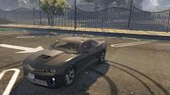 Chevrolet Camaro zl1 2013 for GTA 5