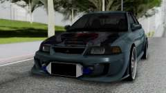 Mitsubishi Lancer Evolution Turbo for GTA San Andreas