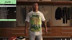 Franklin Hip Hop T-Shirts