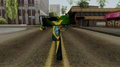 Brasileiro Micro Uzi v2