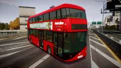 Wrightbus New Routemaster Metroline for GTA 4