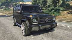 Mercedes-Benz G65 AMG v0.1 [Alpha]