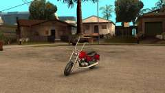 Deamon SA Style for GTA San Andreas