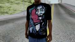 Shirt from Jeff Hardy v2 for GTA San Andreas