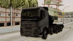 Volvo FH Euro 6 10x4 Exclusive Low Cab