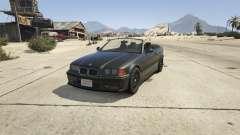 BMW M3 E36 Cabriolet 1997