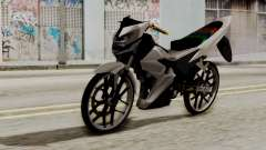Sonic 150R Custom for GTA San Andreas