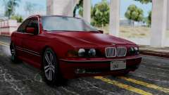 BMW M5 E39 SA Style for GTA San Andreas