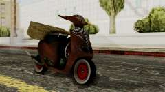 Zip SP Rat Style for GTA San Andreas