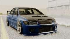 Mitsubishi Lancer Evolution v2 for GTA San Andreas
